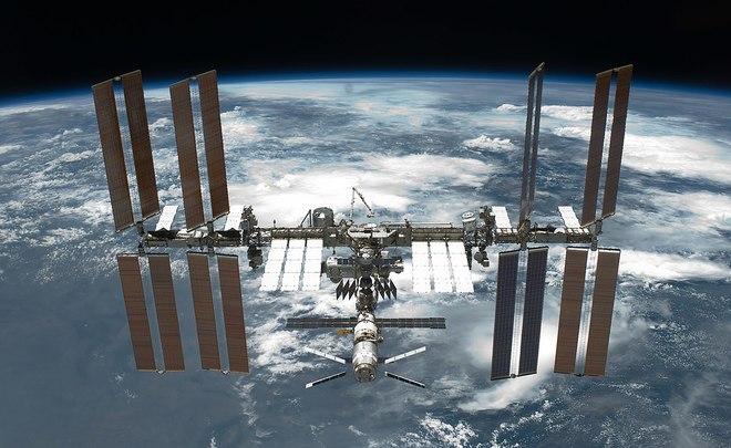 Экипаж МКС спрятался в укрытии из-за вспышки на Солнце
