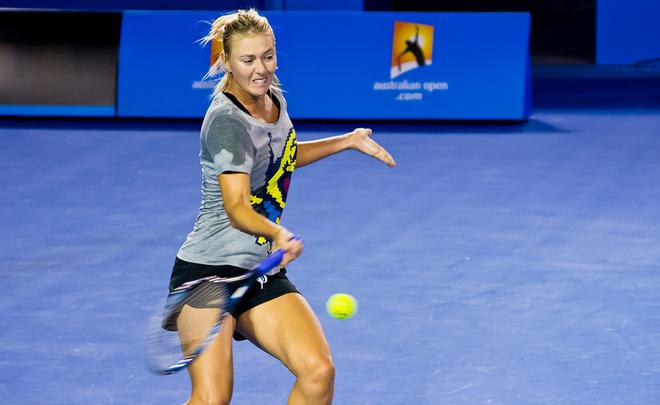 Шарапова сыграет против чемпионки «Ролан Гаррос» втурнире WTA