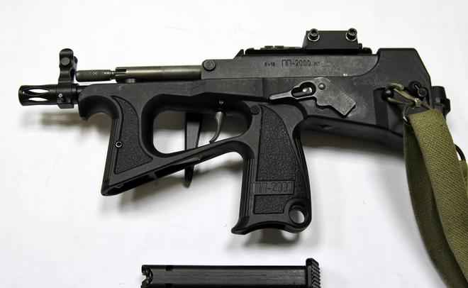 Филиал КБП создаст охотничий карабин набазе пистолета-пулеметаПП