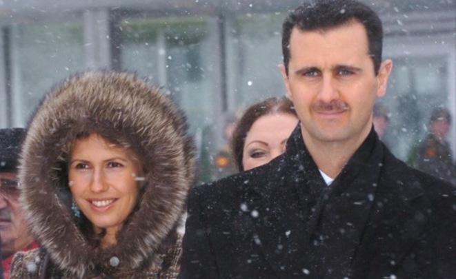 Супругу Асада пробуют  отнять  гражданства Великобритании