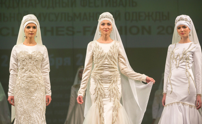 ВКазани пройдет дефиле мусульманской одежды
