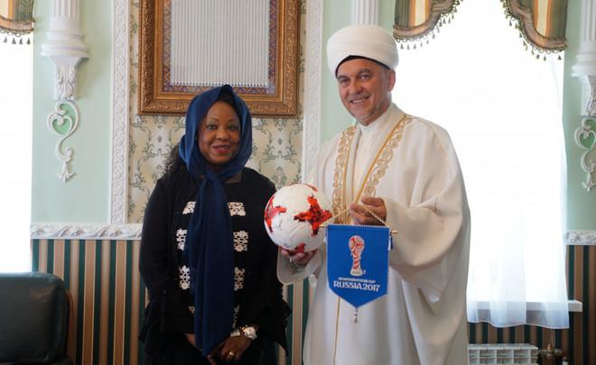 Генеральный секретарь ФИФА посетит самую старую мечеть Казани