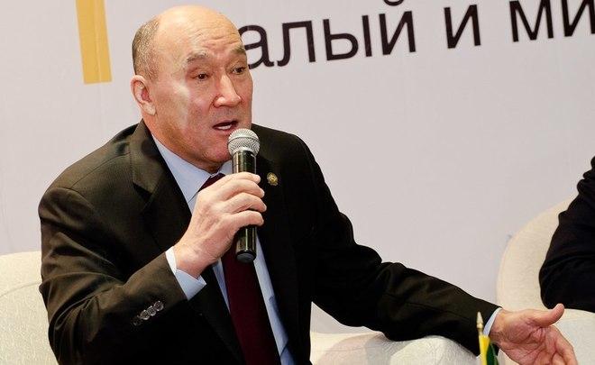 Марат Ахметов: Показатель сбора урожая зерновых вТатарстане— свыше 5 млн тонн