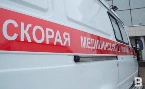 В Альметьевске спасатели сняли 82-летнюю женщину с окна многоэтажки