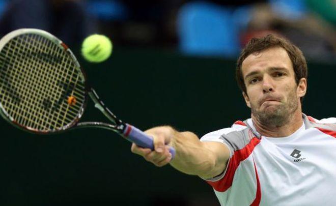 Россиянин Габашвили назвал свой теннис на Кубке Дэвиса в Казани лучшим в карьере