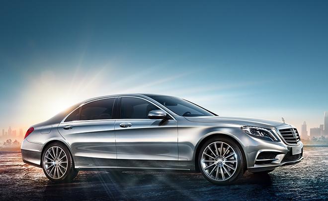 Mercedes отзовет в РФ 208 авто S-класса