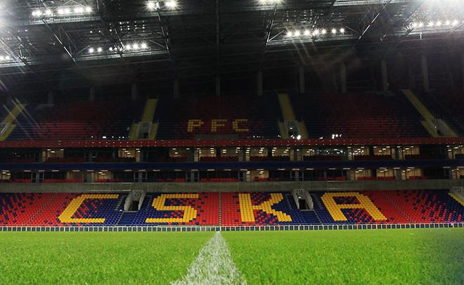 Гана может быть сыгран настадионе ЦСКА