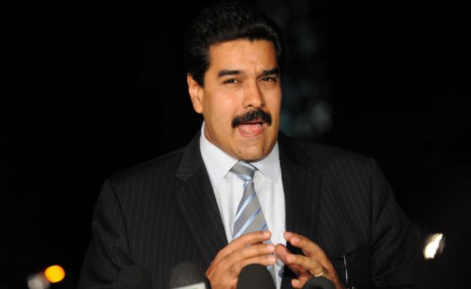 Мадуро хочет поменять действующую конституцию Венесуэлы