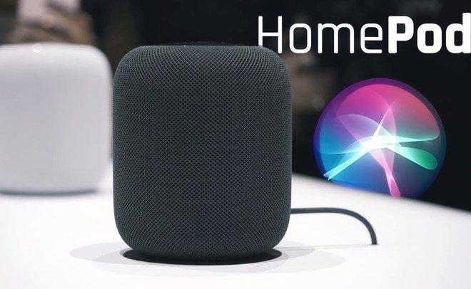 ВApple перенесли выход необычайной  «умной» колонки Home Pod на 2018г.