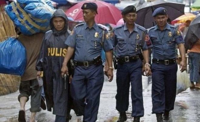 Филиппинский мэр и9 его сподручных избивали ликвидированы полицией по указу президента