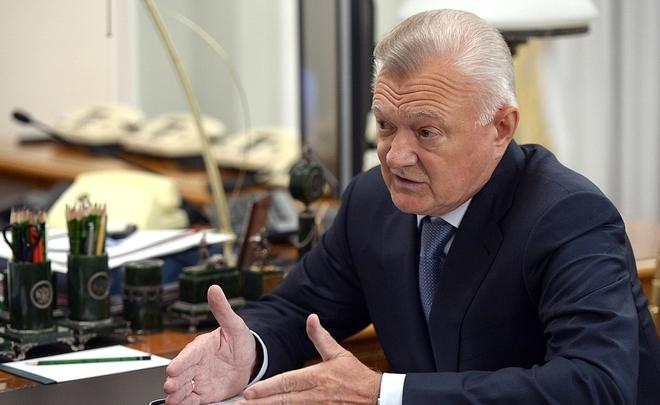 Губернатор Рязанской области Ковалёв подал вотставку