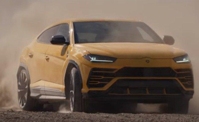 Lamborghini официально представила самый быстрый внедорожник в мире