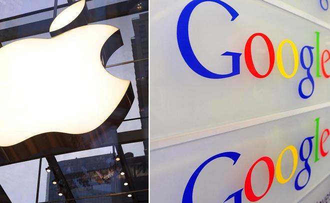 СМИ после падения акций Apple статус самой дорогой компании мира вернулся к Google