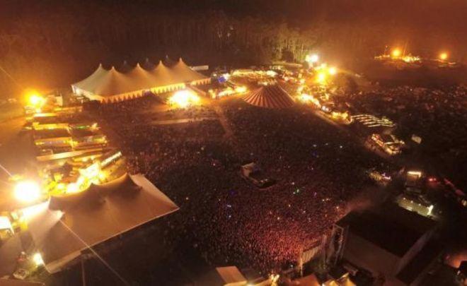 Вдавке нарок фестивале вАвстралии пострадали свыше 60 человек