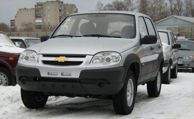 У2700 авто может протекать бензобак— Отзыв Шевроле Niva
