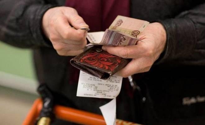 Названо число бедных работающих граждан России