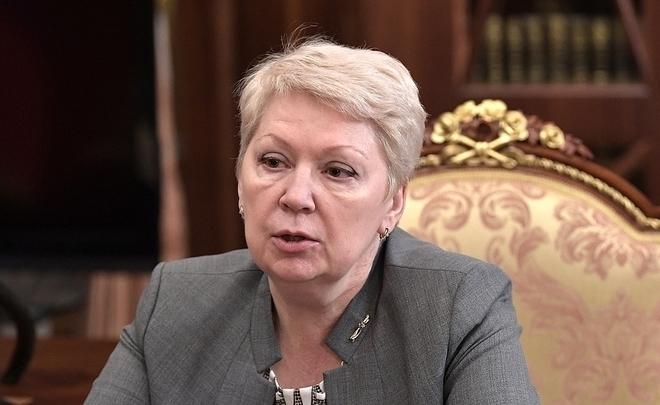 Ввести в русских школах бесплатные занятия пошахматам предложила Васильева
