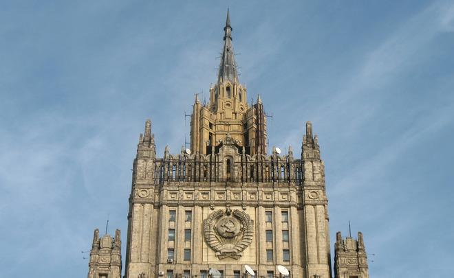 МИДРФ: Российская Федерация готовит ответ нановые санкции США