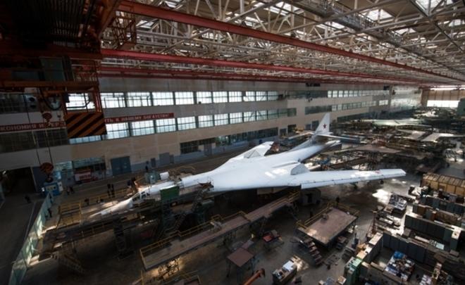 Серийное производство Ту-160 начнется вКазани в 2021г