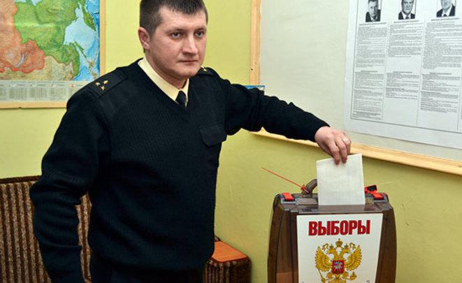 Около 70 процентов граждан России уже приняли решение пойти напрезидентские выборы— Опрос