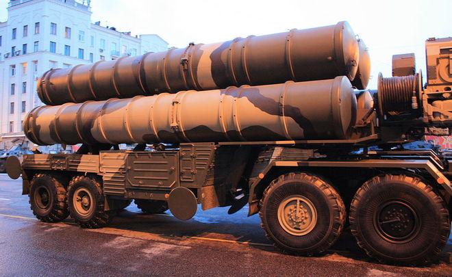 Россия начала поставки в Китай систем противовоздушной обороны Триумф
