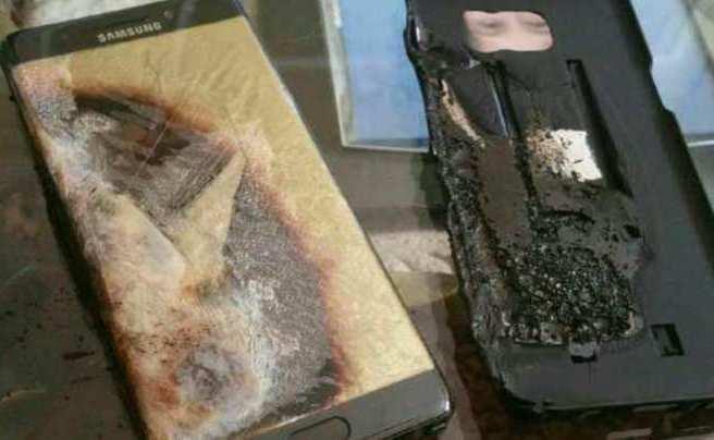 Samsung планирует возобновить продажи взрывоопасного Galaxy Note 7