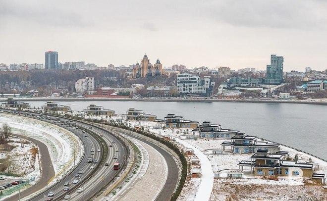 ВКазани с1декабря откроется ледовый городок натерритории «Казань Арены»