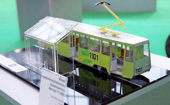 Казань в2015г. закупит 15 троллейбусов и7 трамваев
