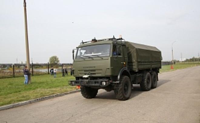«КамАЗ» выпустит прототип беспилотного служебного фургона