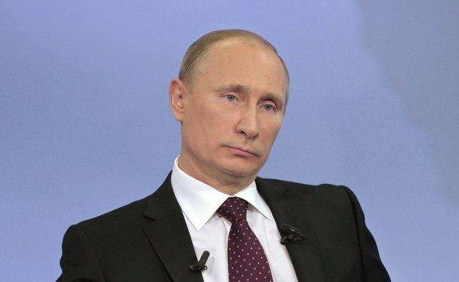 Владимир Путин: Антидопинговая система РФ потерпела провал