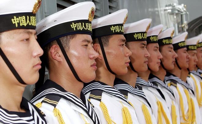 КНР  сократит численность сухопутных войск