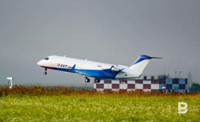 Татарстанская «ЮВТ-Аэро» стала одной изсамых пунктуальных авиакомпаний РФ