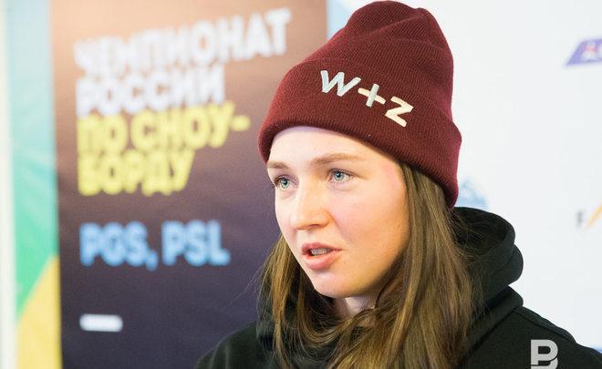 Алёна Заварзина одолела впараллельном гигантском слаломе наэтапеКМ вКорее