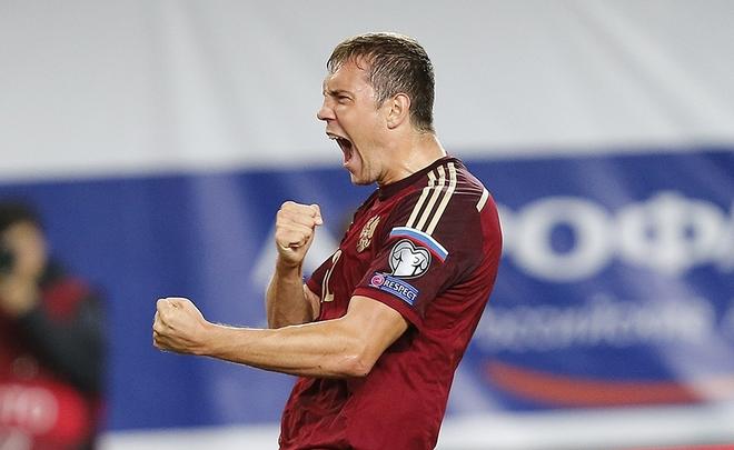Футболист «Зенита» Дзюба хочет отказаться отвызова всборную Российской Федерации из-за травмы