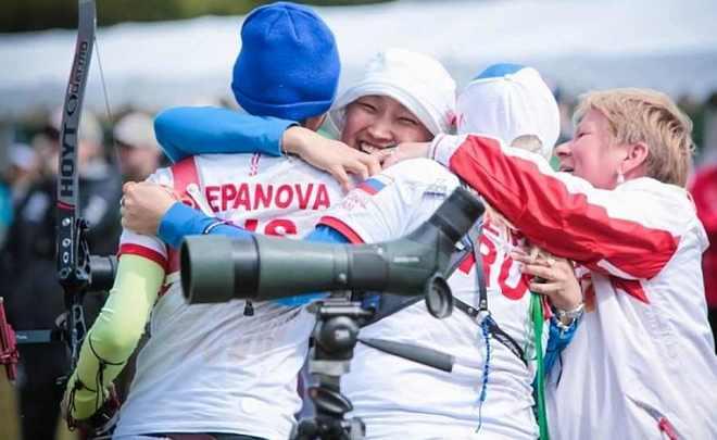 «Астраханочки» впреддверии Олимпиады обыграли сборную Анголы