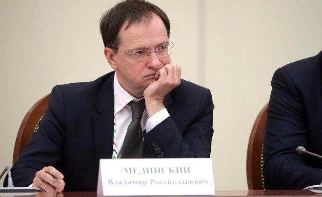 Мединский примет участие воткрытии Года культурыРФ иКатара