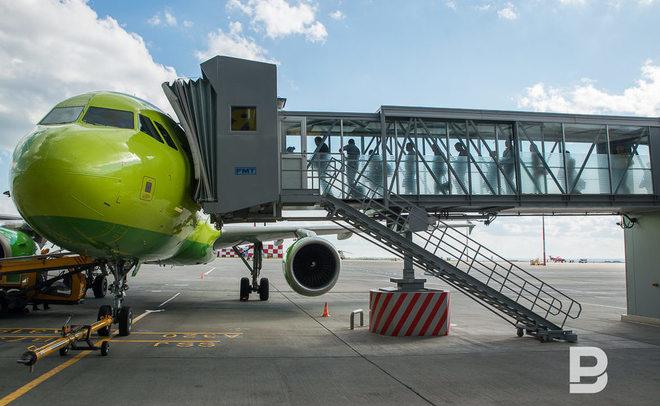 Самолет экстренно сел вКазани из-за плохого самочувствия пассажира
