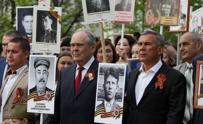 РПЦ: «Бессмертный полк» неможет «бесконечно выезжать» наВеликой Отечественной войне