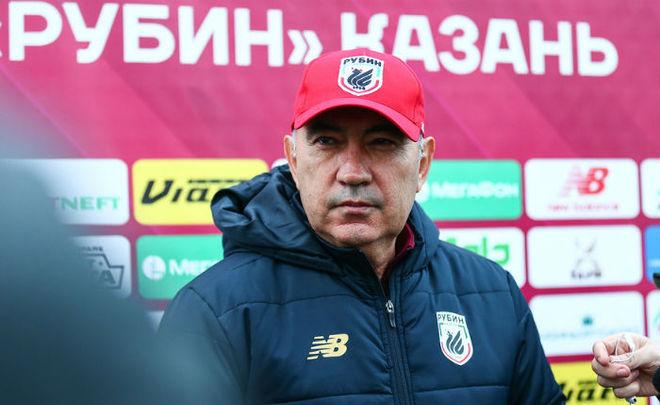 «Ахмат» обыграл «Рубин» вчемпионате Российской Федерации