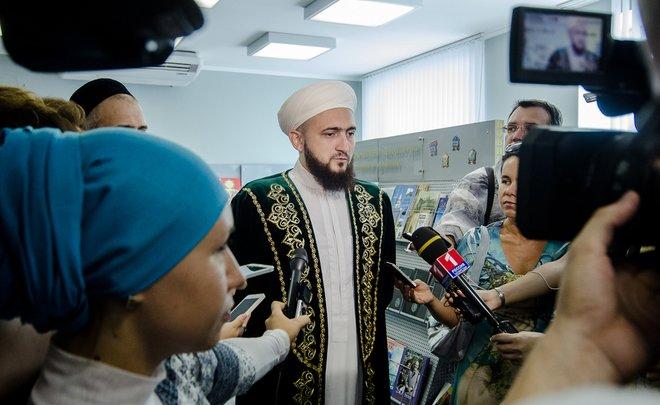 Муфтий Татарстана выступает заразвитие мусульманского блокчейна