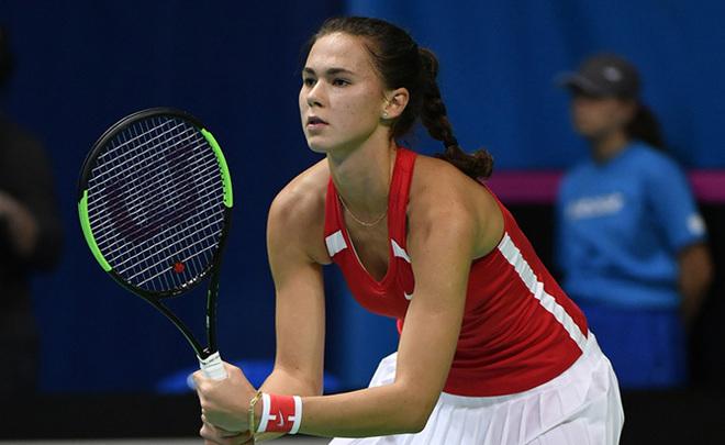 Веснина поднялась на13-е место врейтинге Женской теннисной ассоциации