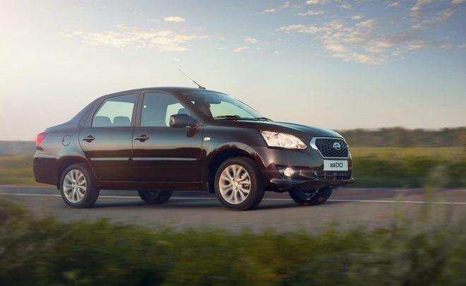 Топ-5 самых дешевых иномарок в России возглавил Datsun on-DO