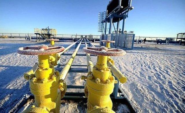 ВУкраинском государстве продадут саукциона последние полкубометра русского газа