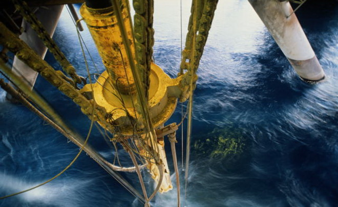 Скважины «Роснефти» иStatoil вОхотском море недали нефти