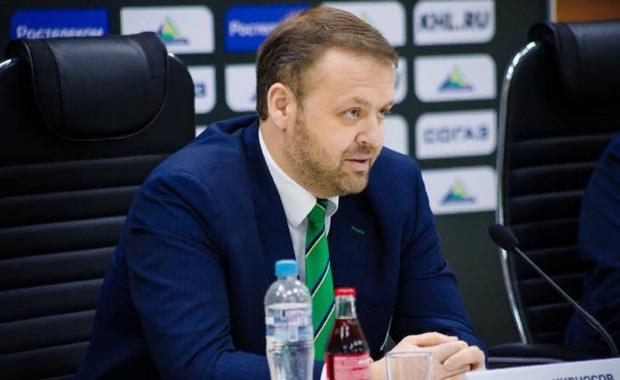 """Гендиректор """"Салавата"""" порекомендовал Амирову и Мухамадуллину остаться в КХЛ"""