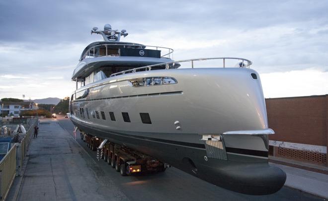 Всего 7 вмире. Как выглядит новая яхта от Порше