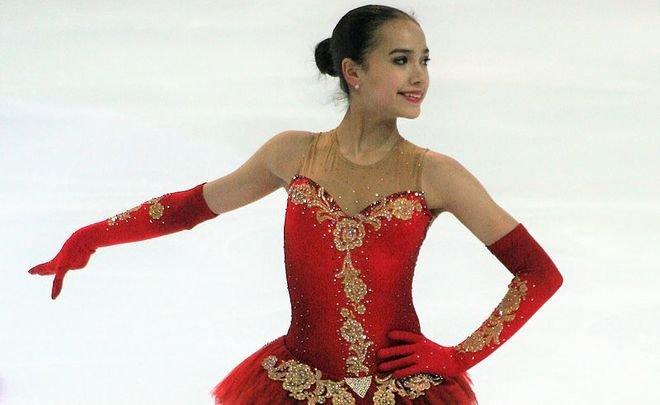 15-летняя Алина Загитова стала чемпионкой РФ пофигурному катанию