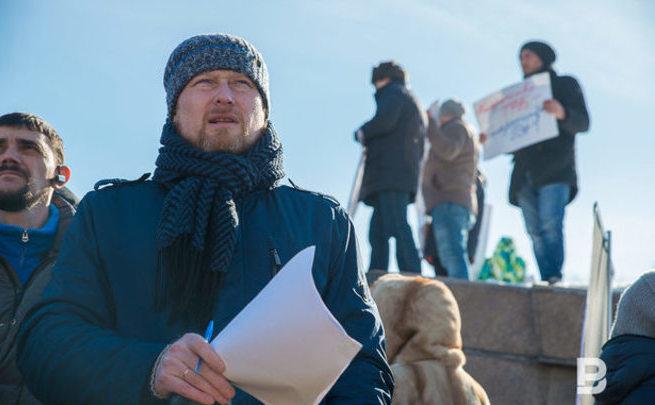 МВД не советует Татарстанцам участвовать в неправомерных акциях