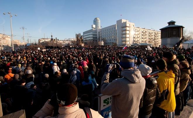 ВРеспублике Беларусь прошли акции протеста против «декрета отунеядстве»