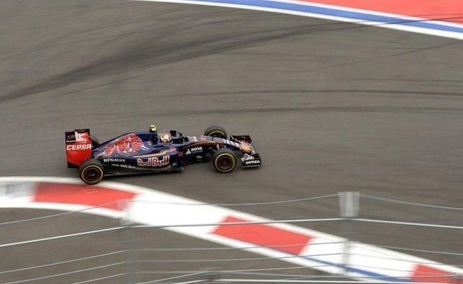 «Русал» перестал спонсировать сочинский этап «Формулы-1»— Истек срок договора
